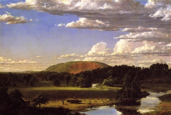 frederic church painting art