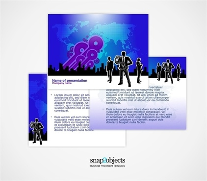 Powerpoint free vector download 8 free vector for commercial use free business powerpoint templates pack 01 toneelgroepblik