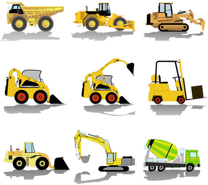 free construction machines