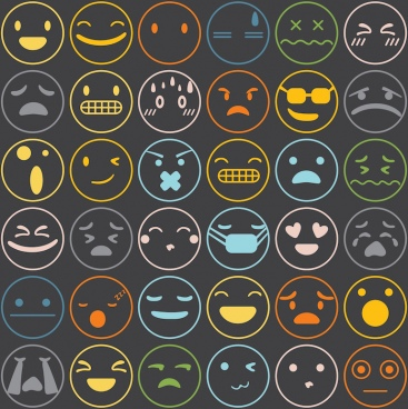Emoji free vector download (5 Free vector) for commercial use