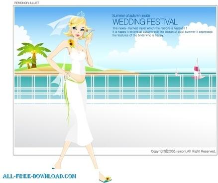 free fashion vector 496