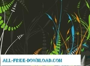 Free Foliage Vectors