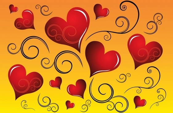 Free Heart Graphics Vectors