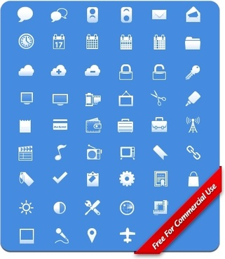 Free iPhone Toolbar Icon s icons pack
