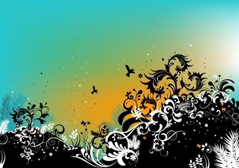 Free Nature Vector Illustration