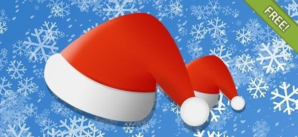 Free Santa Hat