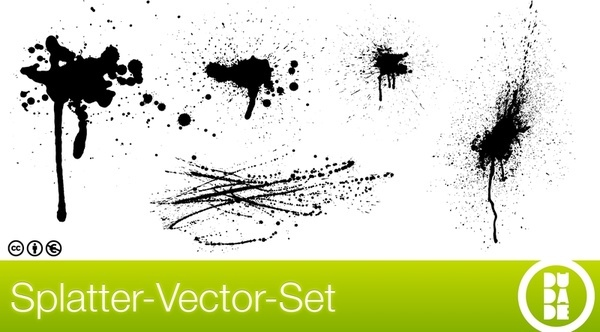 Free Splatter-Vector-Set