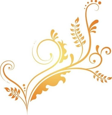 Free Tiny Swirls Vector