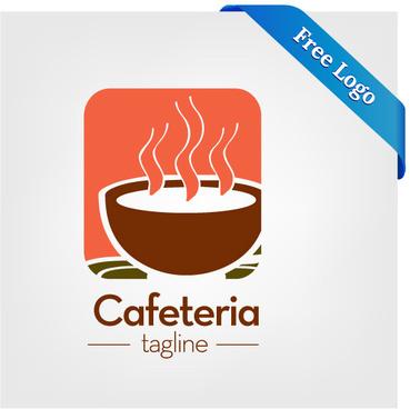 free vector cafeteria logo