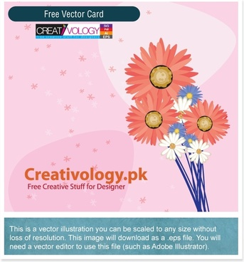 flowers background colorful classical decor