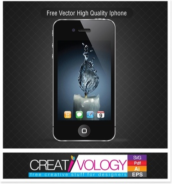 smartphone advertising background dark black screen ornament