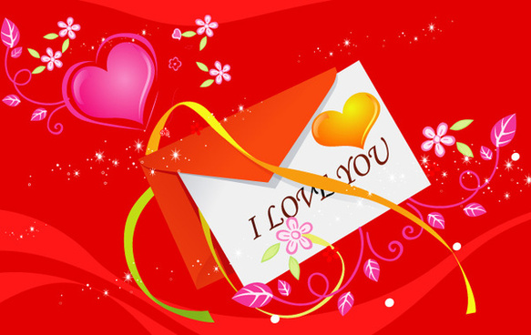 free vector love graphics