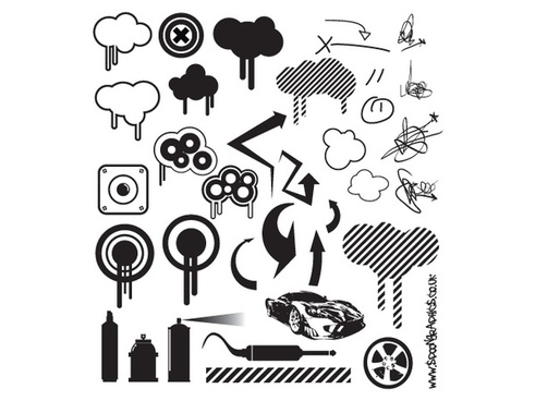 Free Vector Resources Part 3 - Urban Collection
