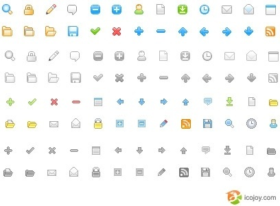 Free web development icons icons pack