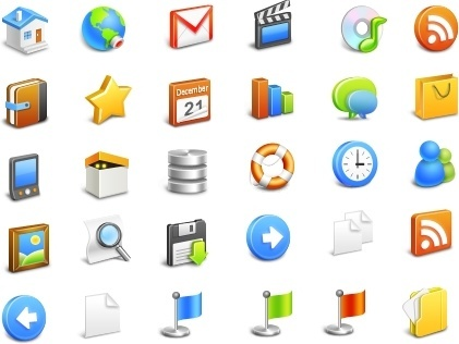 Free Web Icons icons pack