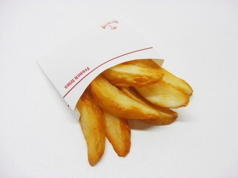 french fries fried potato