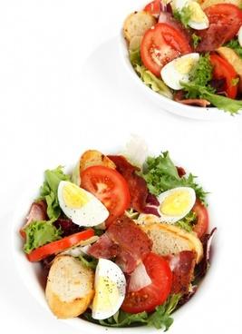 fresh healty salad