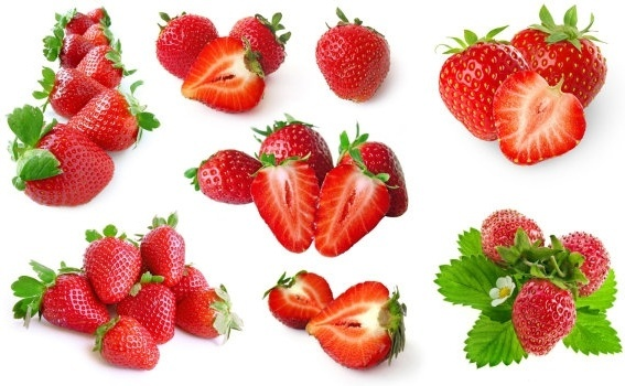 fresh strawberries hd picture 2