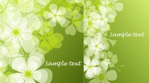 fresh summer flowers vector background 1 mirage