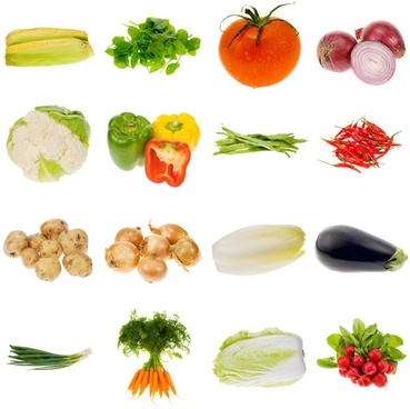 fresh vegetables and highdefinition picture