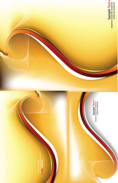 fringe golden gradient background vector