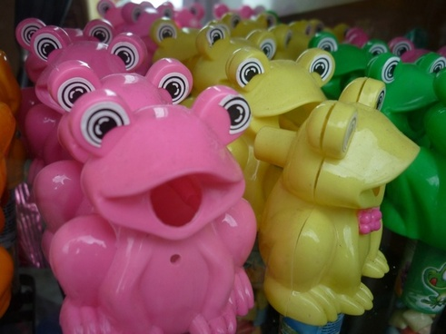 frog candy dispensers