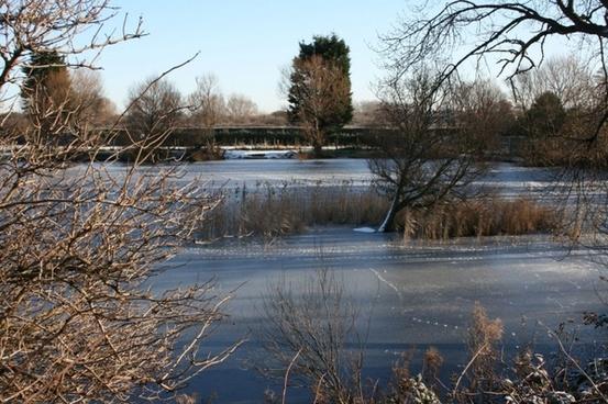 frozen lake 5