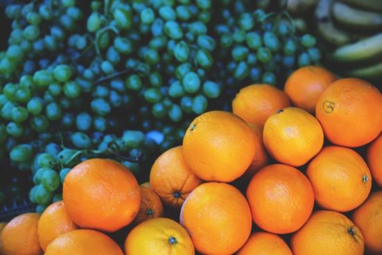 fruit stall paris