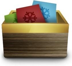 Full Wood Box