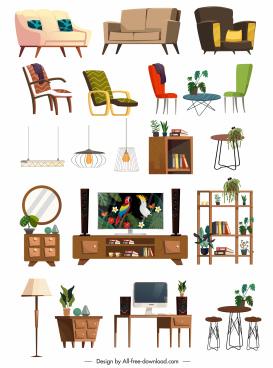 furnitures design elements elegant contemporary classic decor