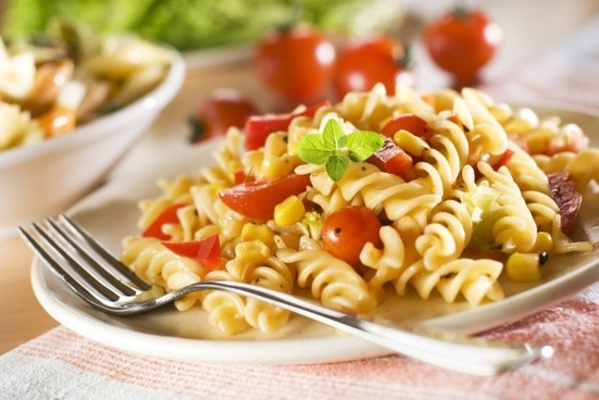 fusilli definition picture