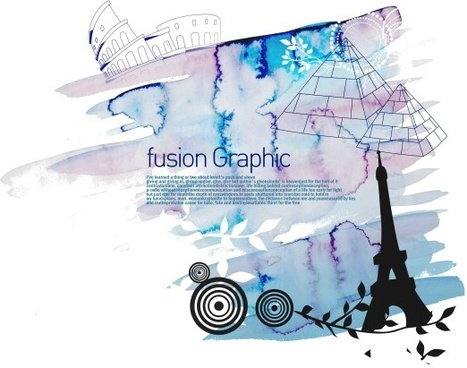 fusion graphic series fashion pattern 21