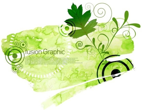 fusion graphic series fashion pattern 4