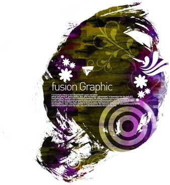 fusion graphic series fashion pattern 8