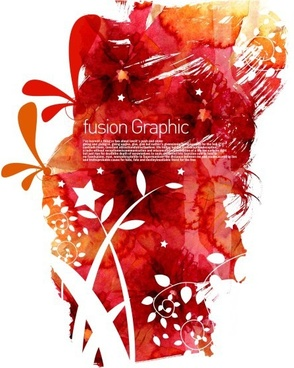 fusion graphic series fashion patterns 6
