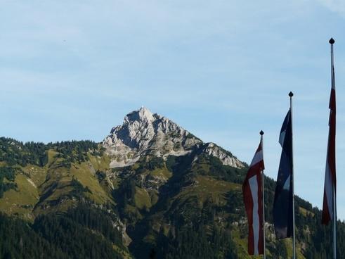 gaichtspitze mountain austria