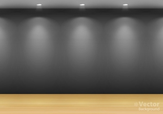 gallery display background 12 vector