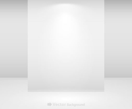 gallery wall template elegant bright white blank sketch
