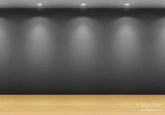 gallery room template elegant bright luxury light decor
