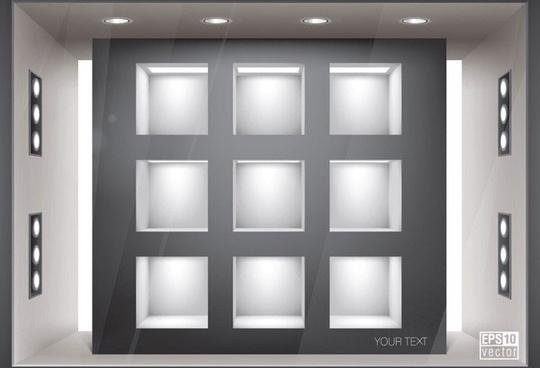 gallery template vector 5 renderings