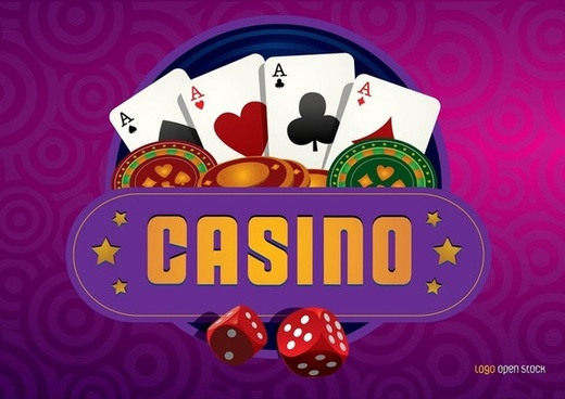 gambling vector graphics