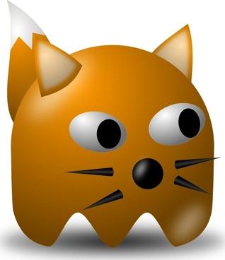 Game Baddie Fox clip art