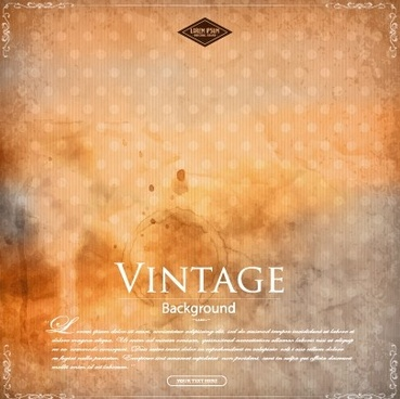 garbage vintage background vector design