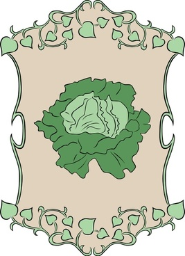 Garden Sign Lettuce