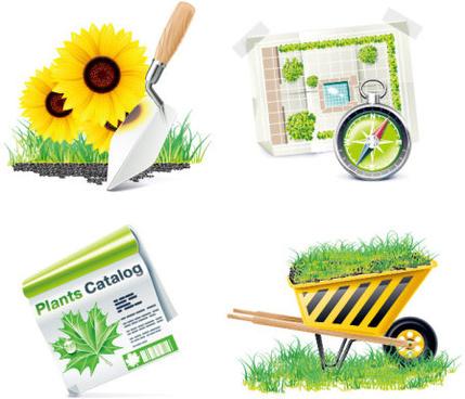 garden tool free vector