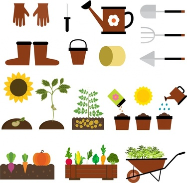 Free garden icons downloads free vector download (28,587