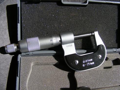 gauge measurement mechanical