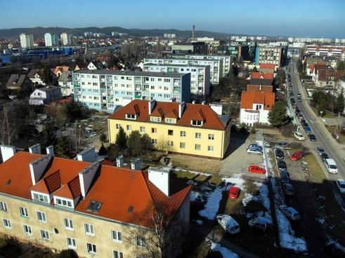 gdansk poland buildings