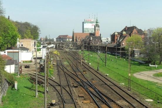 gdansk poland railroad
