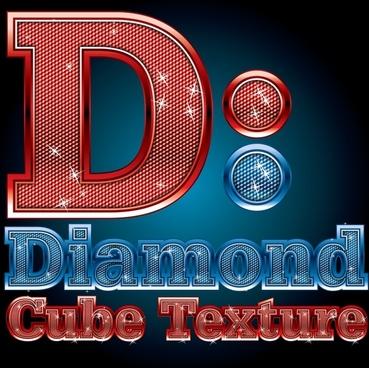 d text background modern sparkling red blue decor